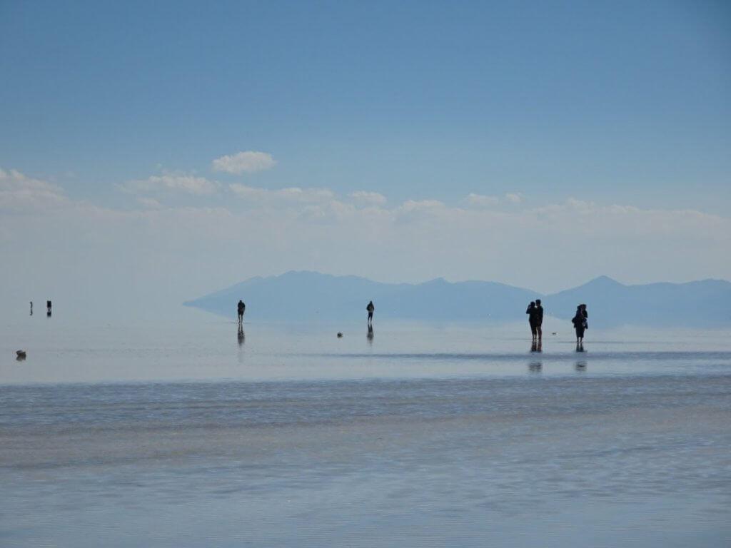Salt flats of Bolivia