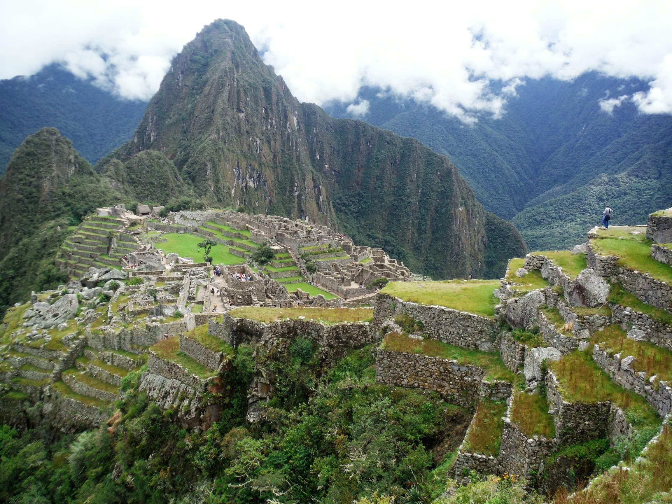 The Inca Trail – What Shoes Not To Wear, Dead Womans Pass And Magical Cake!