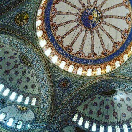 Sultan Ahmed Blue Mosque Istanbul