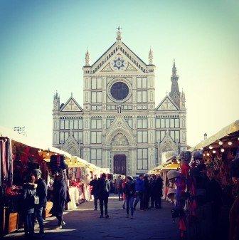 Santa Croce Basilica, Florence