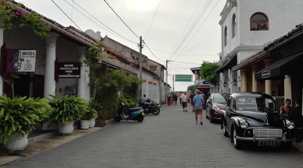 Pedlar Street Galle day trip Sri Lanka
