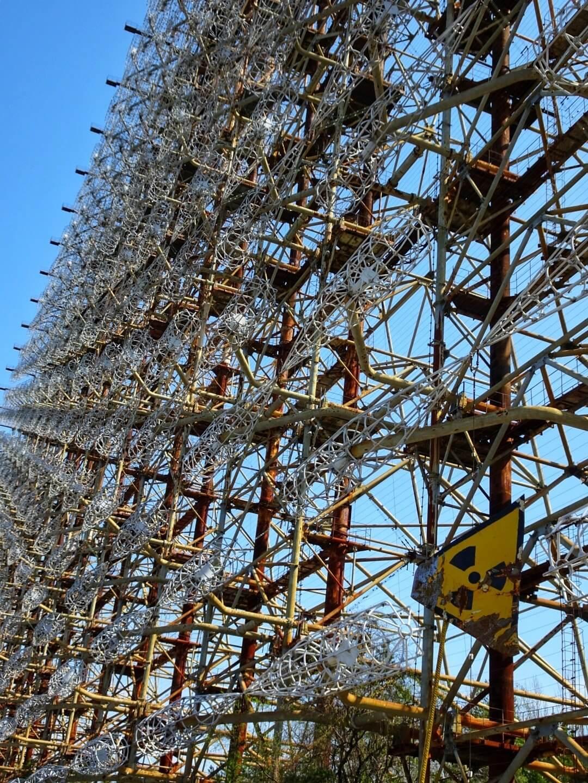 Duga radar Chernobyl Ukraine
