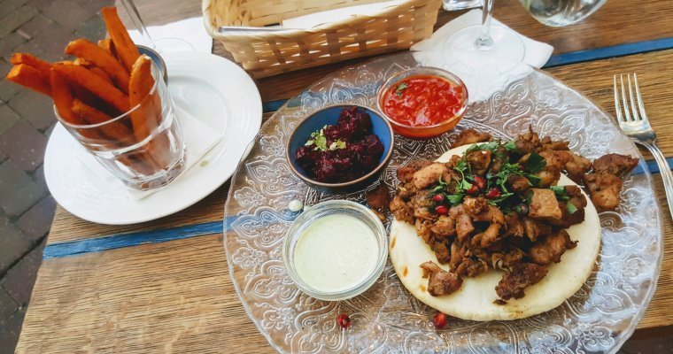 The Top 5 Eats In Budapest