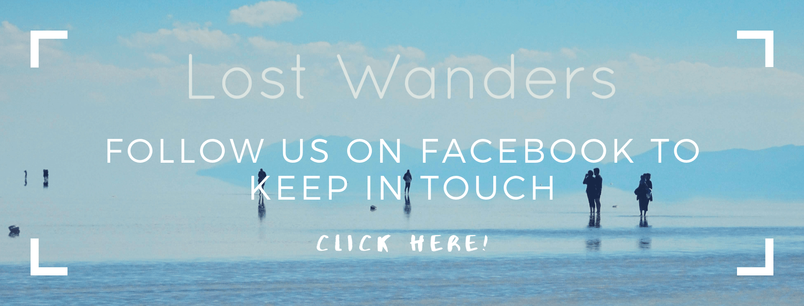 Lost Wanders Facebook link
