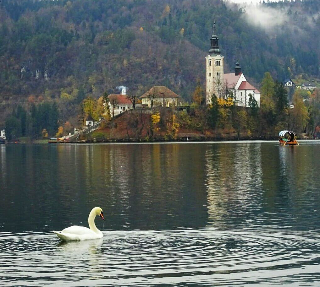 Slovenia Lake Bled best alternative European holiday destinations