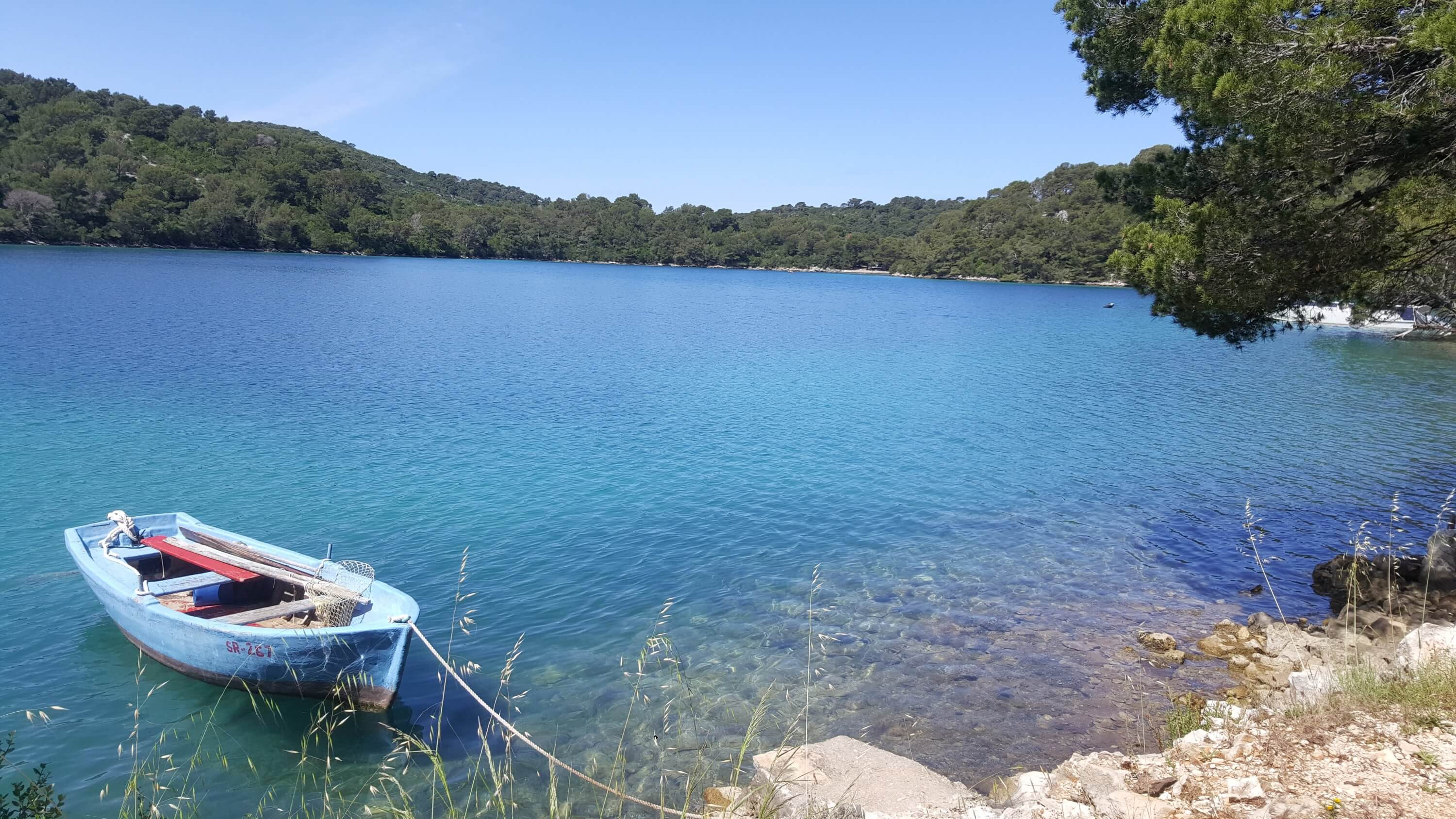 Croatia Mljet Lake