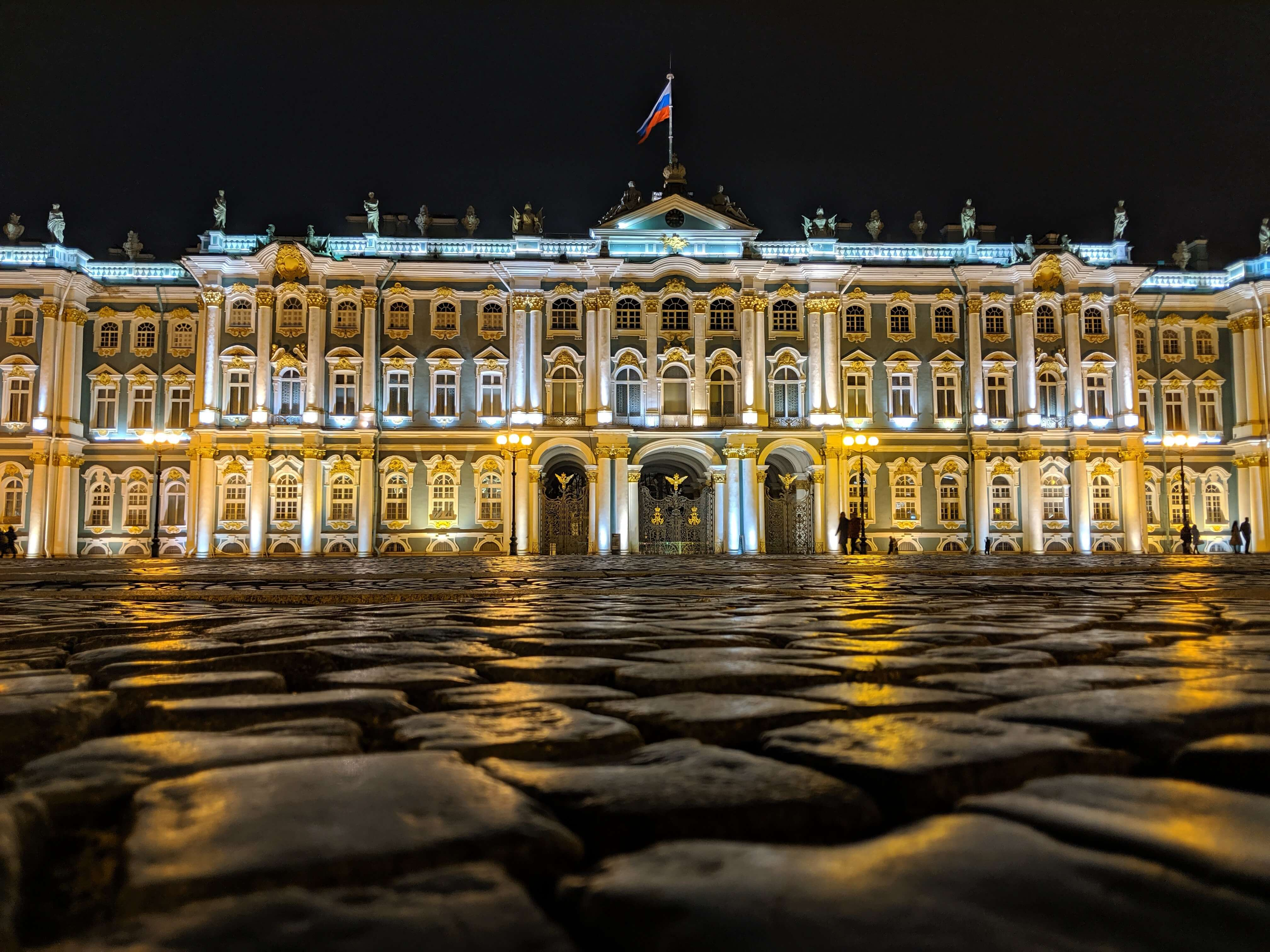 The Hermitage museum Russia