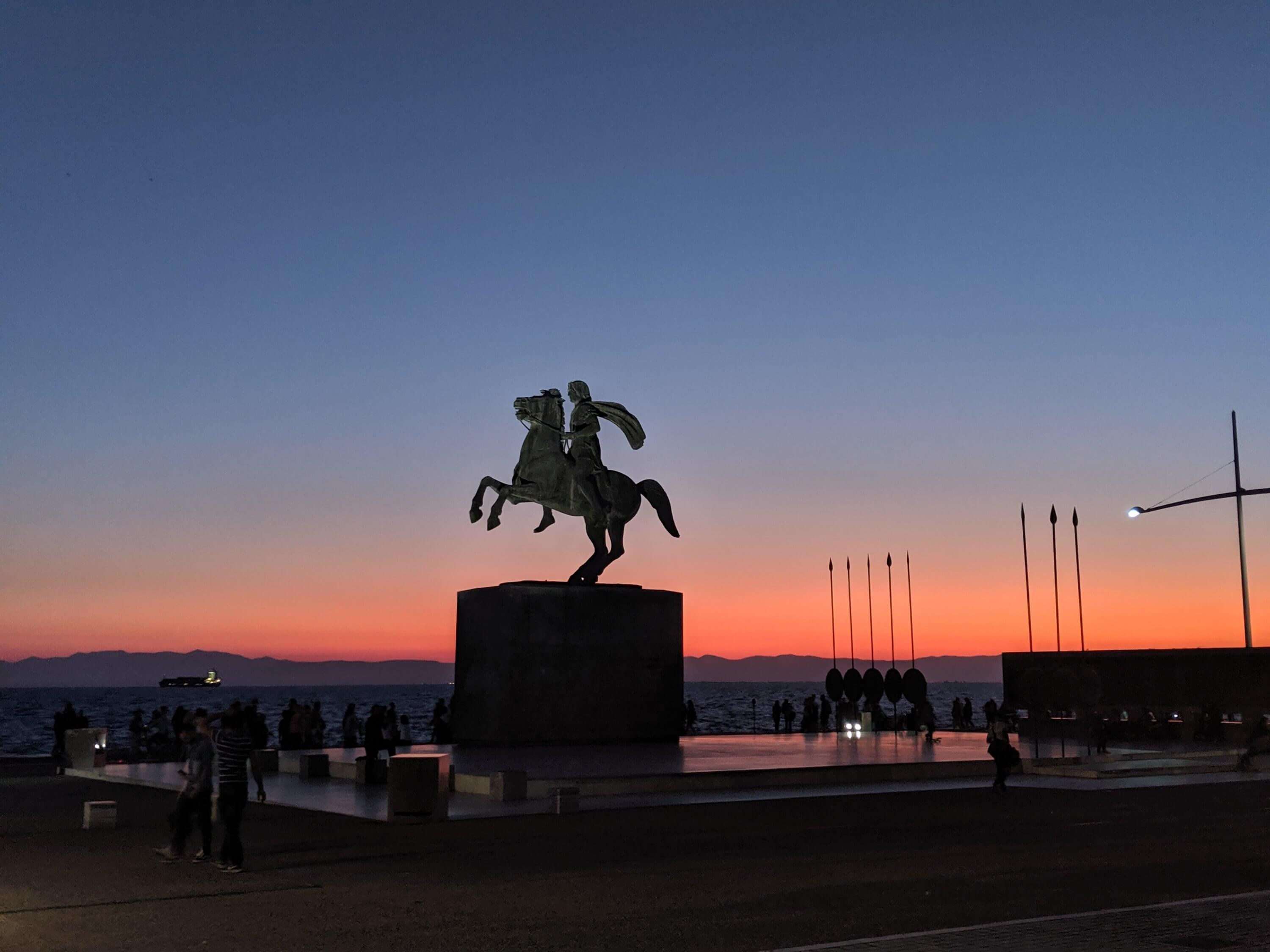 Thessaloniki Alexander the Great