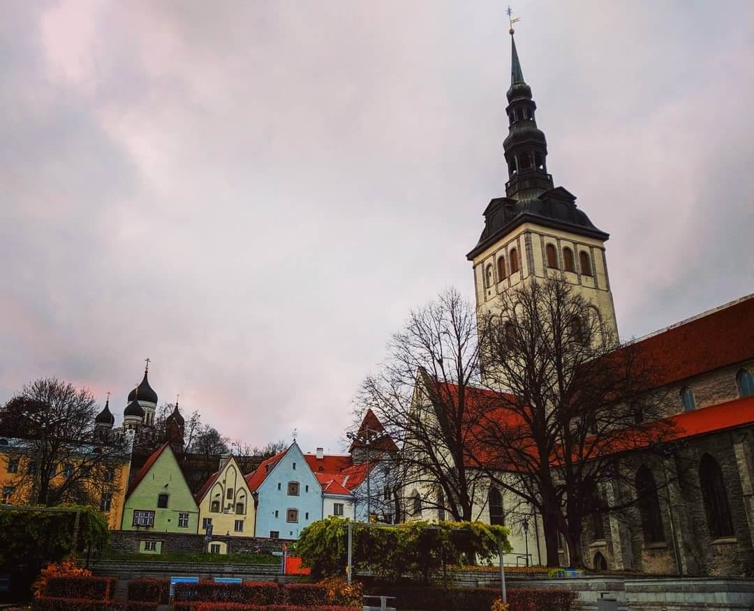 Tallinn Baltic road trip