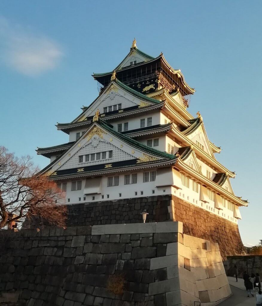 Himeji Castle Japan on a budget
