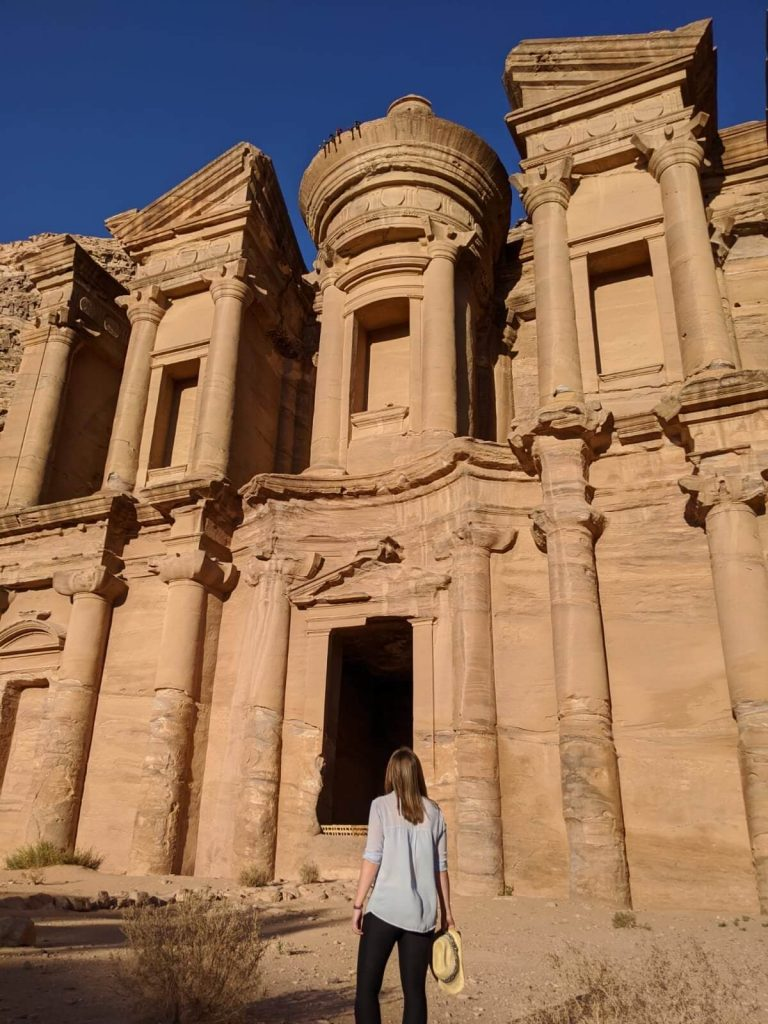 Day trip from Aqaba to Petra