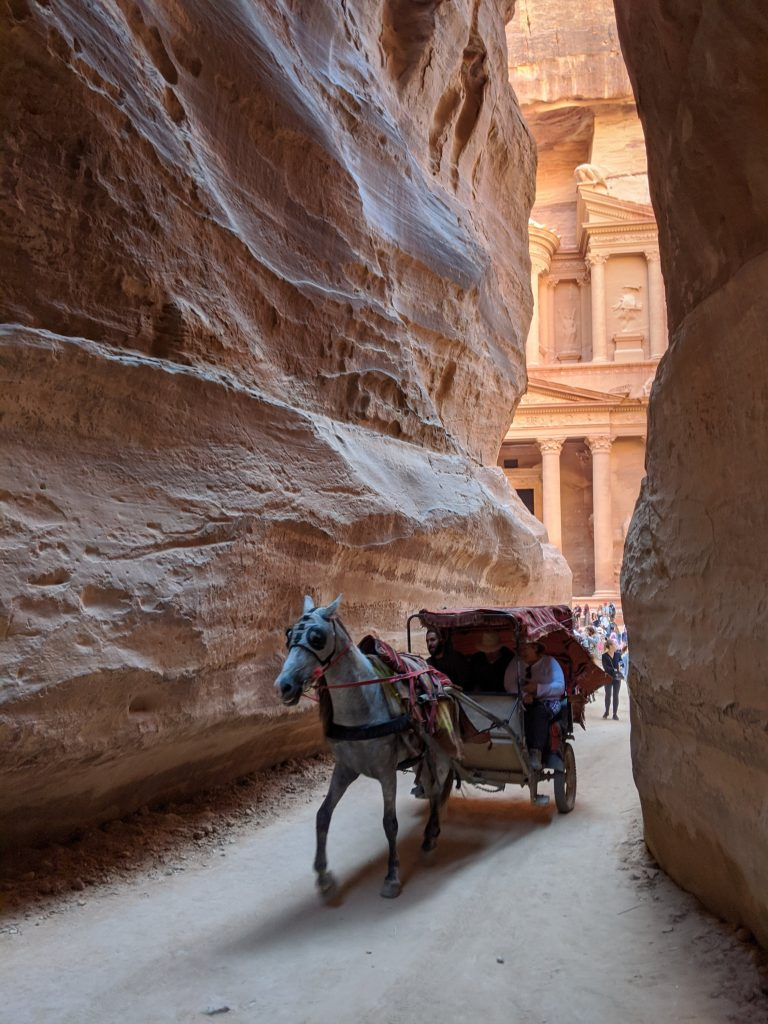 Lost city of Petra pictures