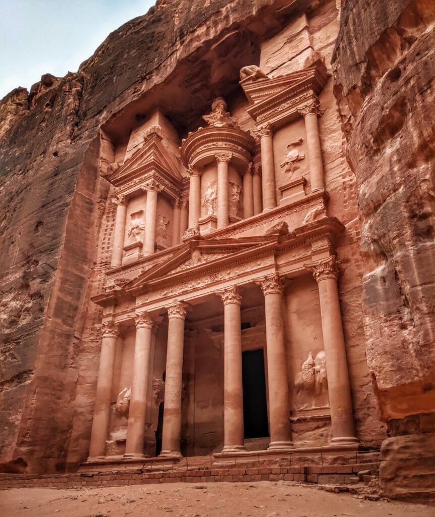 The Treasury Jordan Petra