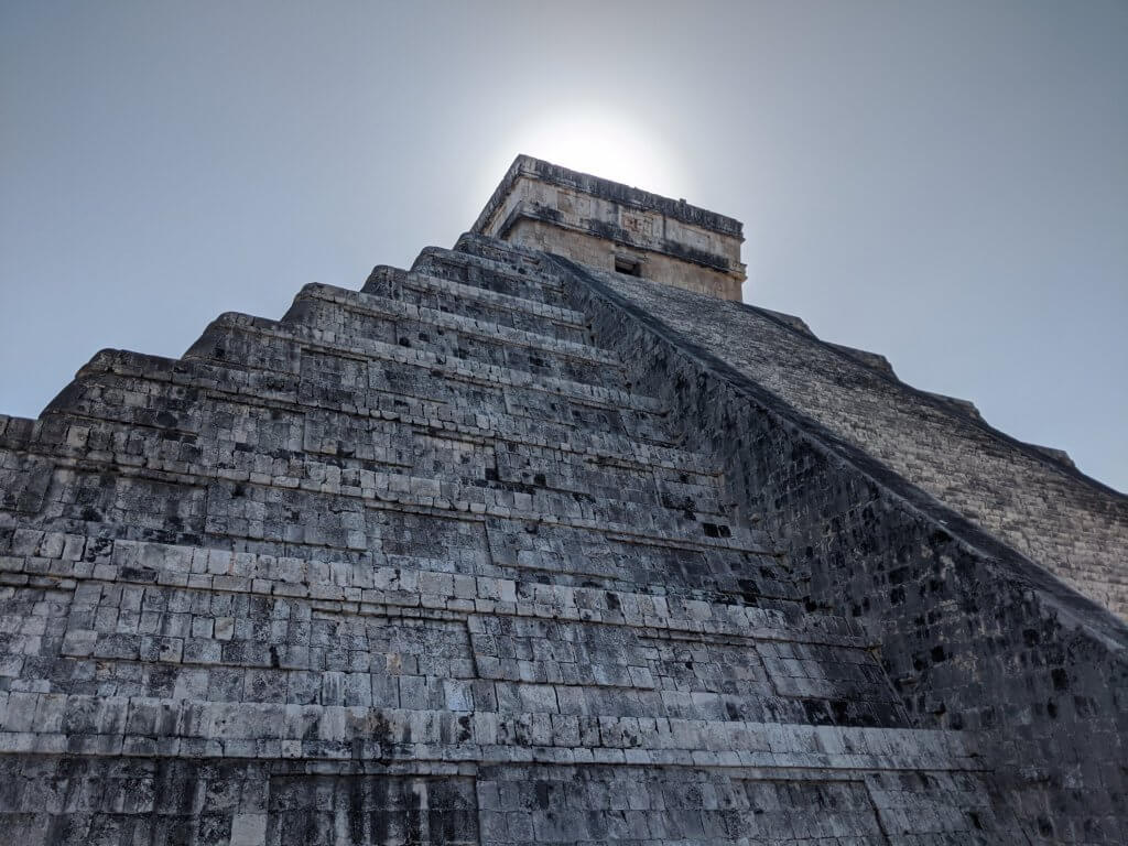 Chitchen Itza Wonder Of The World Mexico Yucatan