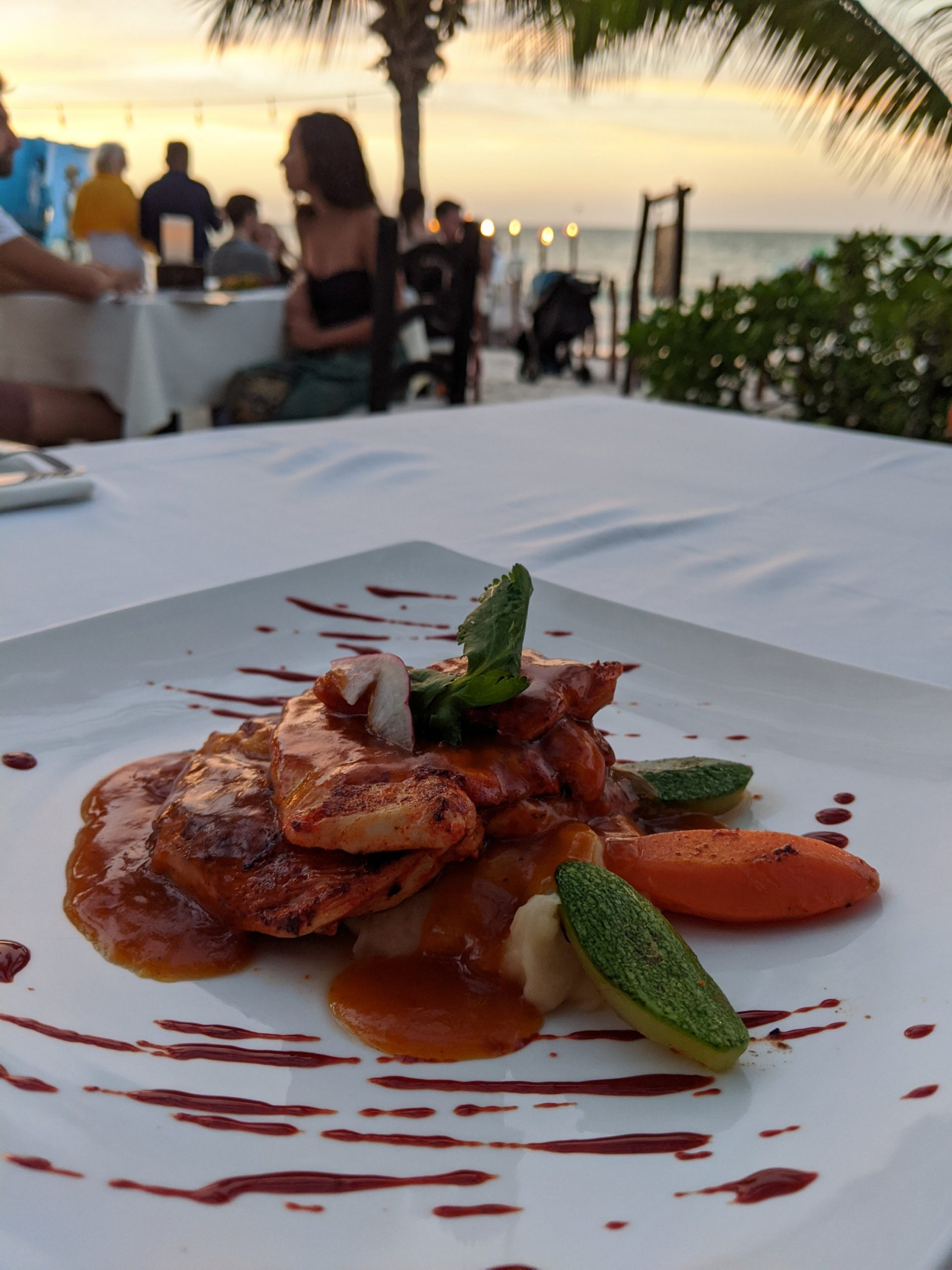 Holbox Island Food  Mexico