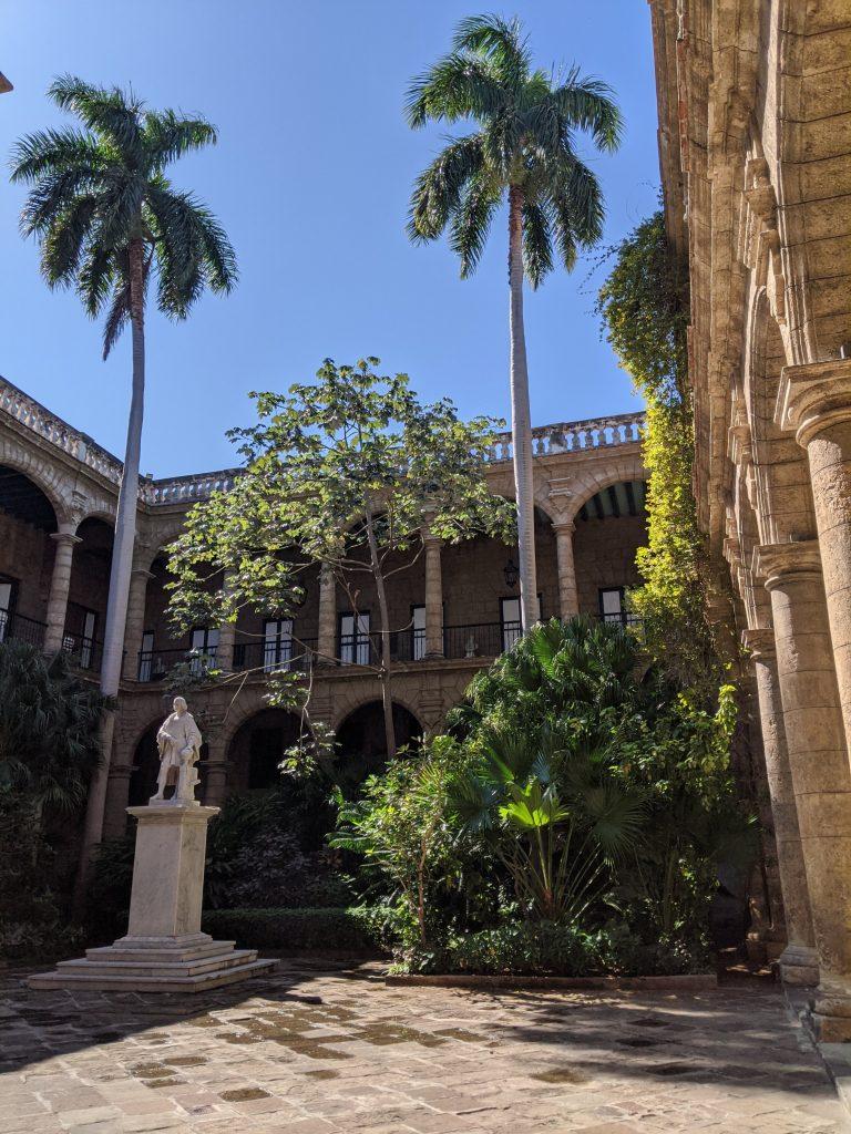 Havana Museum Cuba